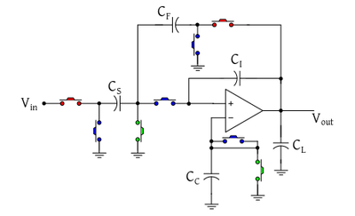 Schematic also Making Electromag ic Weapons Emp Generator Part One 0133056 also Capacitance Of A Cylindrical Capacitor  given Permittivity Length Of Conductor Diameters  262 likewise Instrumentation moreover Design Trade Offs When Selecting A High Frequency Switching Regulator. on how to charge a capacitor